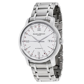 Baume and Mercier Classima Executives MOA08734 Men's Stainless Steel Watch