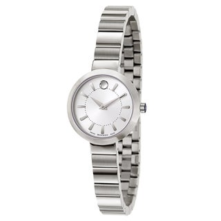Movado Dress Women's Stainless Steel Watch (0606890)