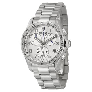 Victorinox Swiss Army Chrono Classic 241315 Men's Stainless Steel Watch