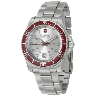 Victorinox Swiss Army Classic 241439 Men's Stainless Steel Watch