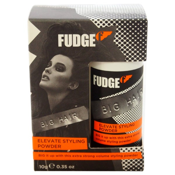 Fudge Elevate Styling 0.35-ounce Hair Powder