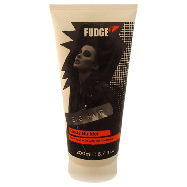 Fudge Big Hair Body Builder 6.7-ounce Cream & Gel