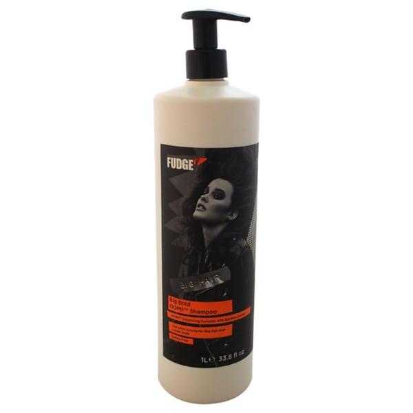 Fudge Big Bold OOMF 33.8-ounce Shampoo