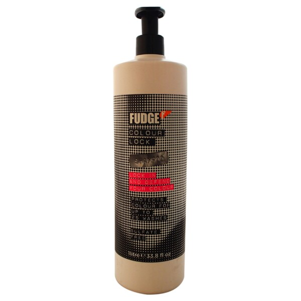 Fudge Colour Lock 33.8-ounce Shampoo