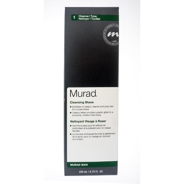 Murad 6.75-ounce Cleansing Shave
