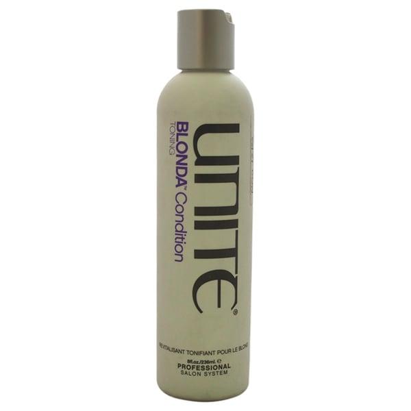 Unite Blonda Toning Unite 8-ounce Conditioner