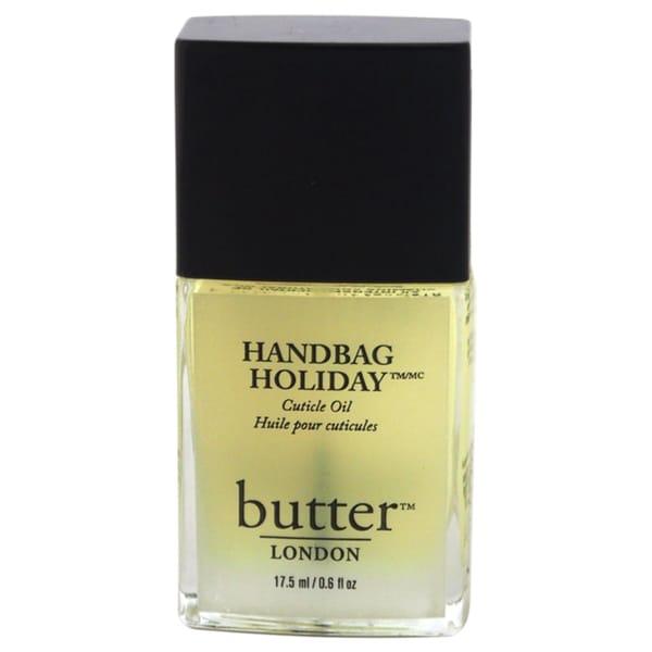 Butter London Handbag Holiday Cuticle Oil