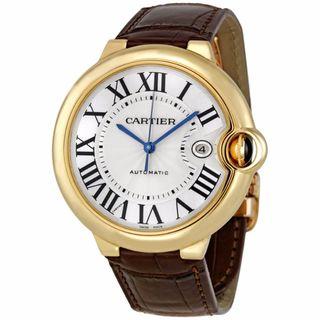 Cartier Men's W6900551 Ballon Bleu De Cartier Silver Watch