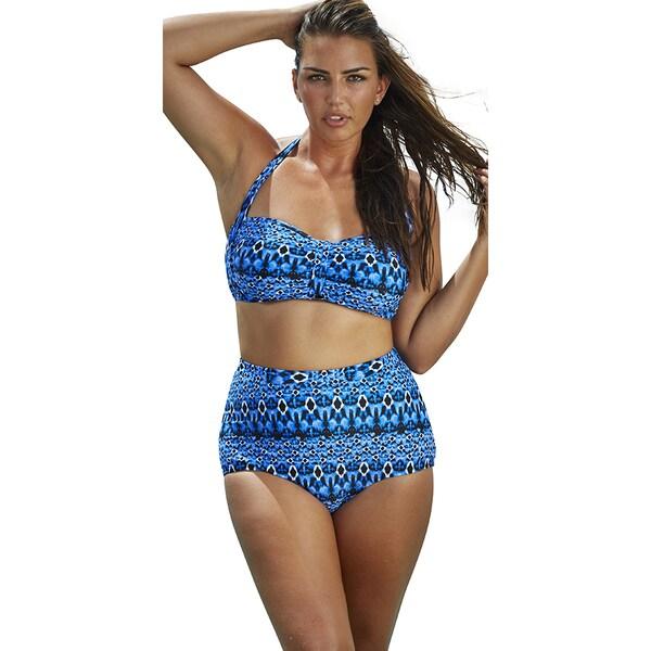 Swim Sexy Indigo Blues Underwire Bikini