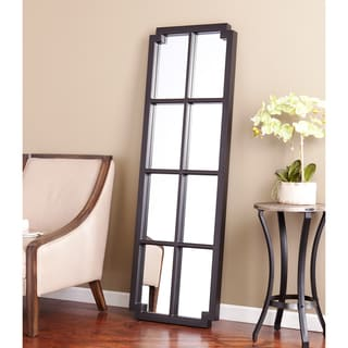 Upton Home Jovana Leaning Windowpane Mirror