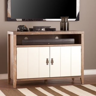 Upton Home Hedwig Glam Industrial TV/ Media Stand