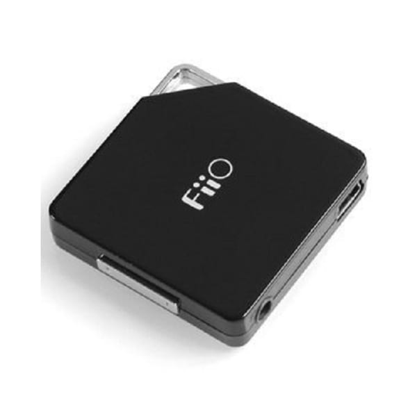 FiiO E6 Portable Headphone Amplifier (Black)