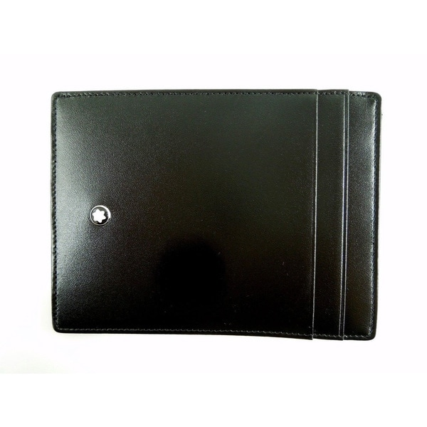 Montblanc Meisterstck Pocket 4cc with ID Card Holder (2665)
