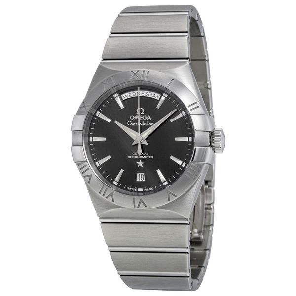 Omega Men's 12310382201001 Constellation Black Watch