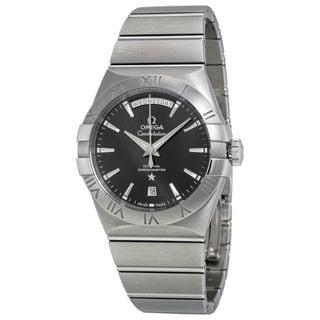 Omega Men's 12310382201001 Constellation Black Watch