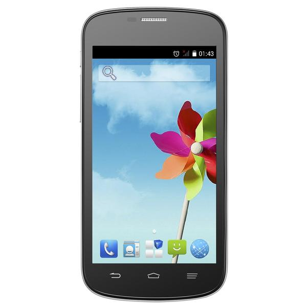 ZTE Blade G Plus V829 Unlocked GSM Android Phone - Black