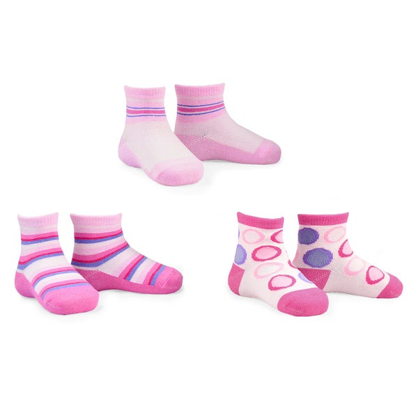 Naartjie Kid's Cotton Socks 2015 New Style Multi-colored Multi-pack Cotton Socks