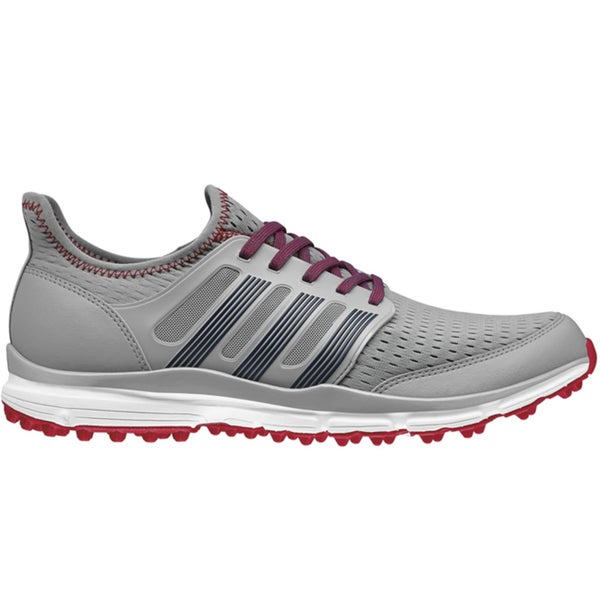 Adidas Mens Climacool Grey/Power Red Golf Shoes