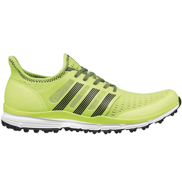 Adidas Mens Climacool Yellow/Black Golf Shoes