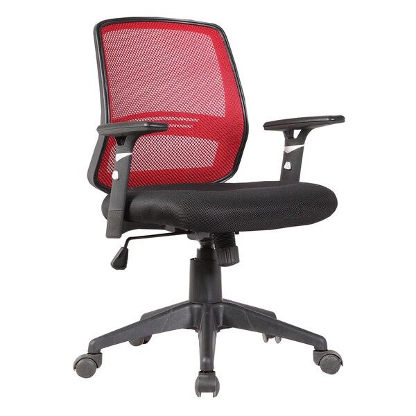 Sullivan Adjustable Arm Office Chair