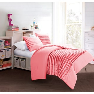 VCNY Marilyn Reversible Polka Dot Comforter Set
