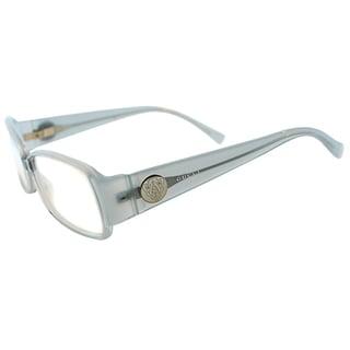 Gucci Unisex GG 3076 U9E Grey Rectangle Plastic Eyeglasses