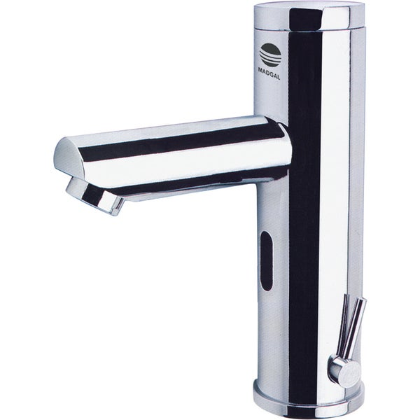 Cleanflo Ir Chrome Automatic 90-degree Spout Faucet
