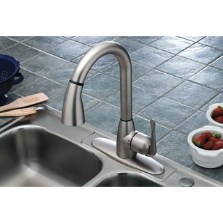 Tulip Cleanflo Pull Down Kitchen Faucet