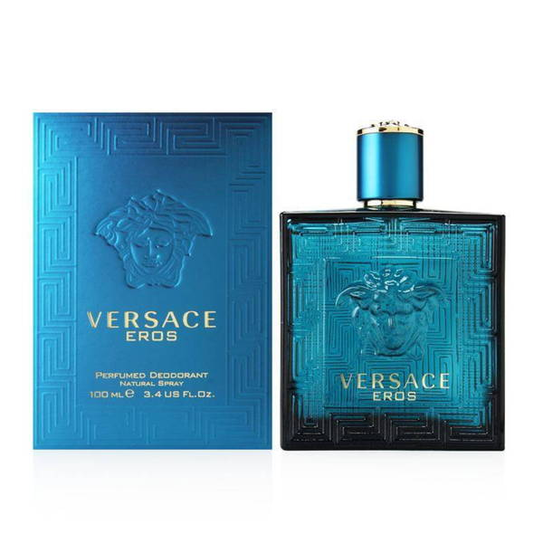 Versace Eros Men's 3.4-ounce Deodorant Spray