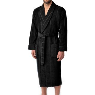 Majestic Men's Ultra Lux High Twist 50-inch Shawl Robe