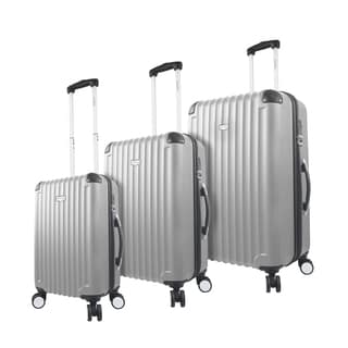 Mia Viaggi Verona 3-piece Expandable Hardside Spinner Luggage Set