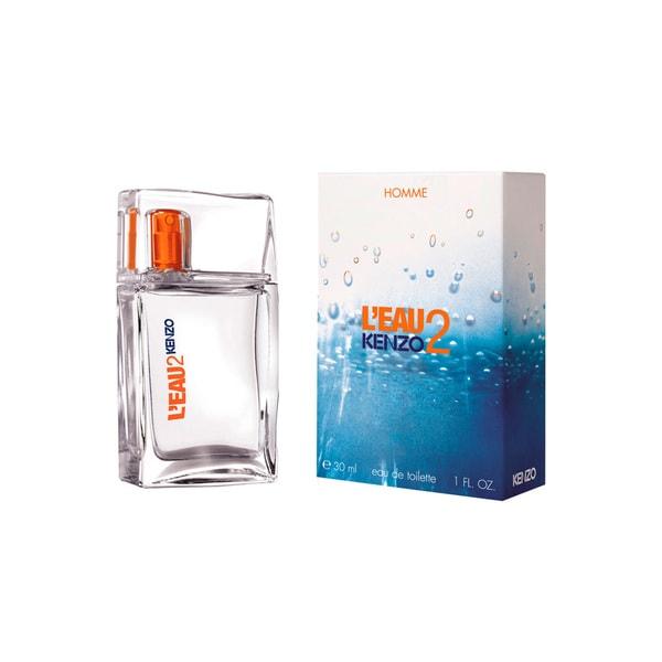 Kenzo L'Eau 2 Kenzo Pour Homme Men's 1-ounce Eau de Toilette Spray