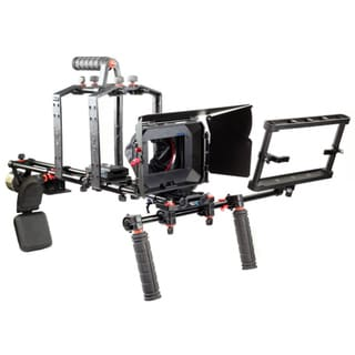 Filmcity Video Camera Shoulder Mount Kit (FC-105)