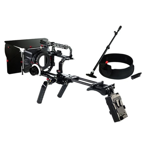 Camtree Hunt FS-700 Cage Kit For Sony Nex-FS700 (CH-FS700-Kit)