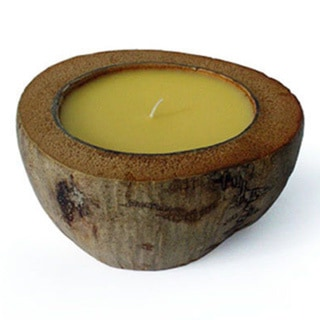 Floating Mango Coconut Candle