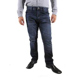 The United Freedom Men's Dark Slim Fit Jeans