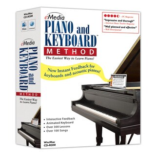 eMedia Piano and Keyboard Method / EarMaster Bundle with Bonus PitchBoy Tuner