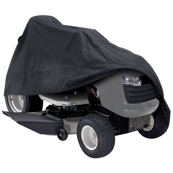 Classic Accessories Deluxe Heavy Duty Riding Lawn Tractor Cover