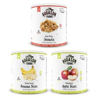 Augason Farms Snack Pack #10 Can (3 Pack)