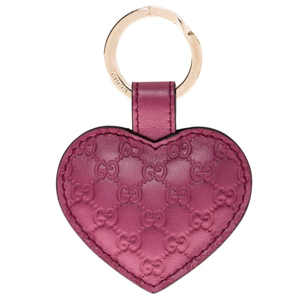 Gucci Heart Key Ring