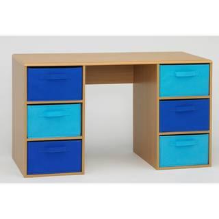 Blue Boy's Student Desk