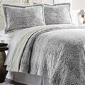 Serta Faux Fur Reverse to Sherpa 3-piece Comforter Set