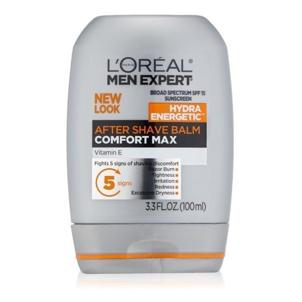 L'Oreal Paris Men Expert Comfort Max 3.3-ounce After Shave Balm