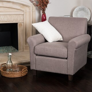 Christopher Knight Home Brunswick Fabric Club Chair