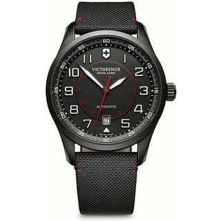 Victorinox Swiss Army Men's 241720 AirBoss Mechanical Black Edition Watch
