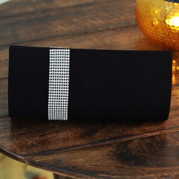 Beaded 'Midnight Sparkle' Clutch (India)