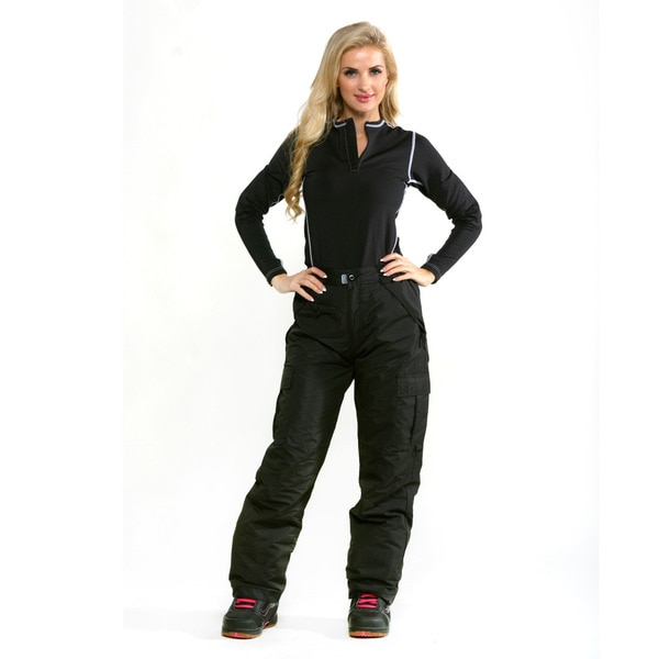 Pulse Women's Classic Cargo Snowboard Pant