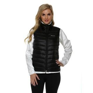 Marmot Women's Black Jena Vest