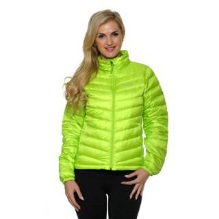Marmot Women's Green Lime Jena Jacket