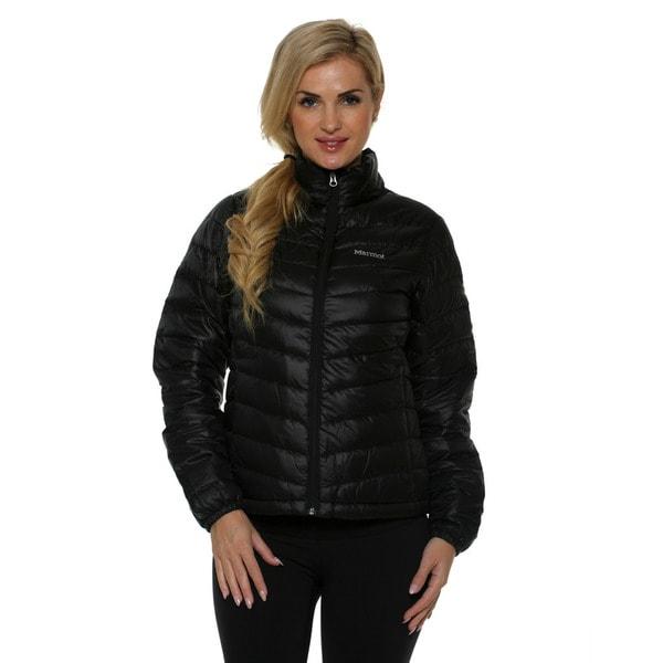 Marmot Women's Black Jena Jacket